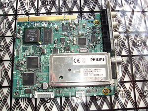 PHILIPS FQ1216ME TV TUNER CAPTURE DEVICE