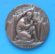 """Repubblica di San Marino medaglia in argento 1982 """"Nuova convenzione monetaria"""