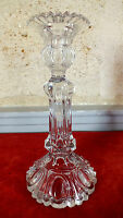 bougeoir Baccarat chandelier candlestick