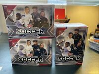 2021 Topps Major League Soccer MLS Factory Sealed Blaster Boxes (Lot Of 3)