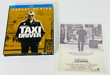 Martin Scorsese Taxi Driver Blu Ray W Booklet Guaranteed to play perfect