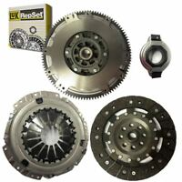 COMPLETE CLUTCH KIT AND LUK DUAL MASS FLYWHEEL FOR A NISSAN X-TRAIL SUV 2.2 DCI
