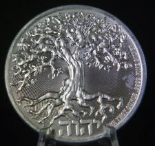1 Oz Silver .999 Silver Tree of Life 2020