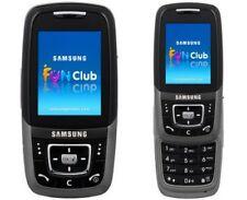 Black SAMSUNG d600 Cheap Slide Mobile Phone-Déverrouillé with New chargar & WARRANTY