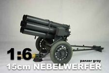 DID 1/6th Scale WWII Nebelwerfer Panzer Gray (Metal)