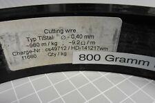 780 lfm RaVet TiStal Ø 0,4 mm Schneiddraht Widerstandsdraht Cutting wire