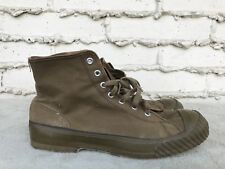 VERY RARE Converse Vintage Chuck Taylor Fishing Shoes US 13 Made in USA 1947