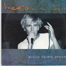 Hero en de Heros-Altijd Durven Denken cd single Antonie Kamerling