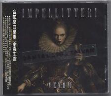 Impellitteri: Venom (2015) Japan / CD OBI TAIWAN