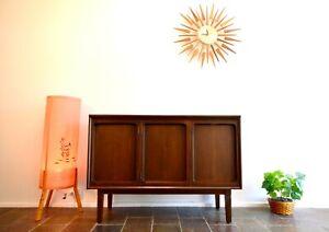 Mid Century Modern Chiswell Teak Sideboard Buffet Cabinet RETRO Danish Style