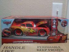 NEW! Jada Metal Works Disney Lightning McQueen 1/24 Diecast Tire Rack