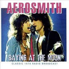 AEROSMITH - BAYING AT THE MOON: CLASSIC 1978 RADIO BROADCAST (NEW CD)