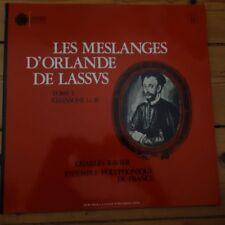 Astree como 11 comulgar meslanges I Chansons 1-20/Ravier Ensemble Polyphonique..