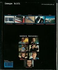 IMAGE HIFI Nummer 1 - 1/1995 - Erster Jahrgang - ERSTAUSGABE