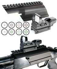 Mossberg 500 accessories optics Reflex Point Sight And Mount Combo 12 gauge.