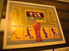 FUSSBALL WM Weltmeisterschaft SPANIEN 1982 : Block GHANA  espana WM-Pokal