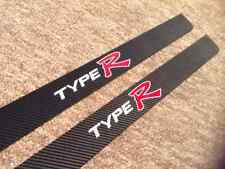 Honda Civic EP carbon fibre door sills Type R Mugen 30th Anniversary kick plates