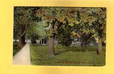 Port Clinton,OH Ohio, Second Street, Residential area sidewalk