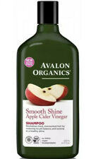 Avalon Organics Apple Cider Vinegar Vegan Shampoo 11 fl oz.