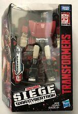 Transformers Siege War for Cybertron Sideswipe