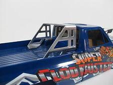 Tamiya RC 1/10 Super Clodbuster custom Aluminum One Piece Rear Roll Bar Rollbar