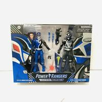 Power Rangers Lightning Collection SPD A-SQUAD BLUE RANGER 2 PACK Spectrum NEW