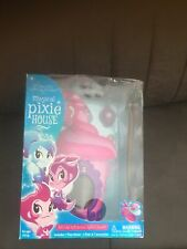 Of Dragons Fairies & Wizards Purple Magical Pixie House New Sealed Lcd As Is