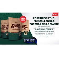 Biotech VEGAN PROTEIN proteine vegetali 500/1000g SENZA glutine e lattosio