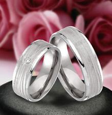 2 Echt Silber 925 Trauringe Eheringe Verlobungsringe , Gravur Gratis , J358