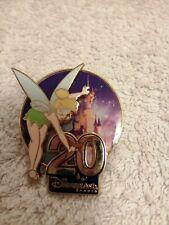 Disney DLP Paris 20th Anniversary  Tinkerbell Deluxe. Pin