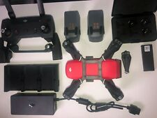DJI Spark Drone - red