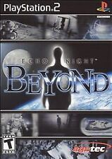 Echo Night: Beyond (Sony PlayStation 2, 2004) Very Good Condition - Rare Game