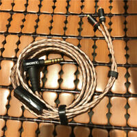 4.4mm Balanced MUC-M12SB1 Replacement Cable for Sony XBA series headphones