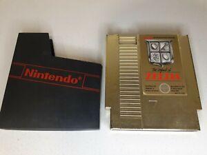 The Legend Of Zelda (Nintendo NES) PAL Cartridge Only