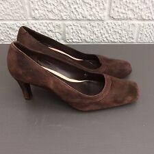 Stiletto Suede Shoes Topshop for Women