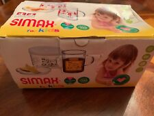 Simax For Kids Glass & Dish
