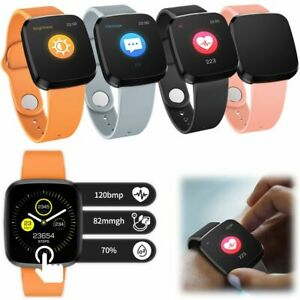 Touch Screen Bluetooth Smart Watch Phone Mate for Samsung S20 S10 S9 Note 10 9 8