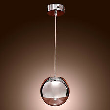 Mini Modern Mini Pendant Light ceiling Lamp Chrome For Kitchen Home DecorationUS