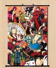 Home Decor Anime Poster Wall Scroll Heart no Kuni no Alice Boris Cosplay Game