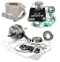 WISECO Top Bottom End KTM 65 SX '09-'19 Engine Rebuild Kit Cylinder Crank Piston