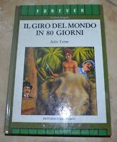 JULES VERNE - IL GIRO DEL MONDO IN 80 GIORNI FOREVER DEL DRAGO - ANNO: 1991 (EN)