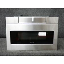 Sharp SMD2470ASY Microwave Drawer, Stainless Steel, 1.2 cu. ft. 950W,  No Box*