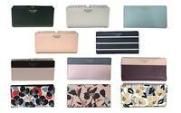 Kate Spade Cameron Large Slim Bifold Wallet MSRP $119
