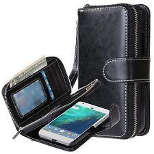 Google Pixel XL case, E LV Google Pixel XL Case Cover - PU Leather Flip Folio...