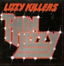 THIN LIZZY lizzy killers (CD compilation) greatest hits, best of, hard rock