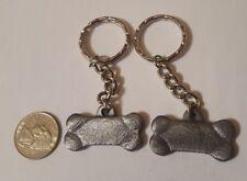 I love my Mutt Keychain lot of 2 new torydog pewter 1984 nos rare!