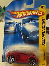 Hot Wheels Ultra Rage 2007 First Editions Red