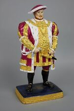 "Royal Worcester figurine 2637 ""Henry VIII"" MINT WorldWide"