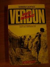 Verdun, années infernales, journal d'un soldat au front 1914-1916 - 1980