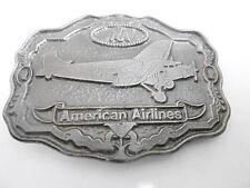 1970s Vintage Belt Buckle #07- 010 - American Airlines